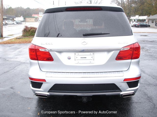 2015 Mercedes Benz GL 550 4MATIC